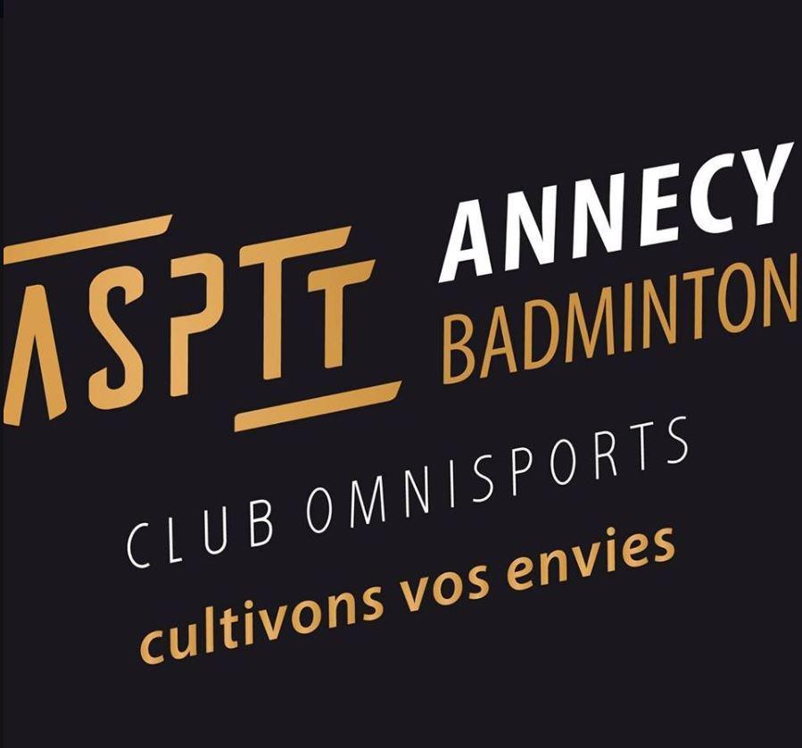 16ème tournoi de l'ASPTT Annecy Badminton - 8 et 9 décembre 2018 @ Annecy | Auvergne-Rhône-Alpes | France